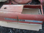 Part No.0944 International 474/574/674 Bonnet £150 + VAT & Carriage