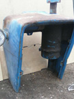 Part No. 2204 Ford 4000 front cowl with air cleaner, slight dent, £180 + VAT & Carriage