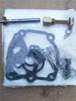 Part No. 2315 International W6 and Farmall M carburettor kit