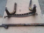 Part No. 2306 Case C drawbar assembly £250 + VAT & Carriage