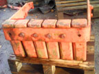 Part No. 4192 David Brown 990/995/996 ect full set of weights and frame £350 + VAT & Carriage
