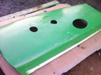 Part No. 3714 John Deere 2130 bonnet £180 + VAT & Carriage