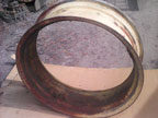 "Part No. 3927 28"" wheel rim  £100 + VAT & Carriage"