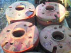 Part No. 4149 International W9/WD9 rear wheel weights £80 each + VAT & Carriage