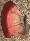 Part No. 4599 Nuffield 4/60 1060 mudguards need tidying up £220 + VAT & Carriage