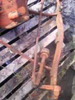 Part No.4331 Allis Chalmers WF front axle £150 + VAT & Carriage