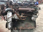Part No. 4642 Massey Feruson Perkins 203 ind engine for parts or rebuilding