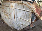 Part No. 4551 Ford 4000 cab