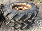 Part No. 4523 International 784 etc wheels/tyres 90%tread £500 + VAT & Carriage