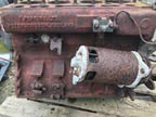 Part No. 4534 Nuffield P4 Cylinder block £375 + VAT & Carriage