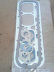 Part No. 2011 International W4,Farmall H top gasket set £120 + VAT & Carriage