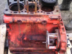 Part No.3107 Nuffield 3/42 Cylinder Block £500 + VAT & Carriage