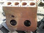 Part No. 3097 International 10/20 cylinder block £450 + VAT & Carriage