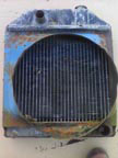 Part No. 2848 Ford 3000 radiator £100 + VAT & Carriage