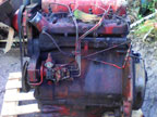 Part No. 3549 International 784 engine, good runner £1000 + VAT & Carriage