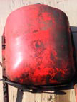 Part No.3226 Nuffield 4/65 diesel tank £120 + VAT & Carriage