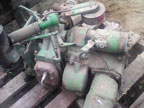 Part No. 3325 John Deere R donkey engine £600 + VAT & Carriage