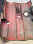 Part No.2931 Nuffied 4 cylinder bonnet £130 + VAT & Carriage