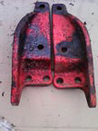 Part No. 2925 International 275/434 etc check chain brackets £80 + VAT & Carriage