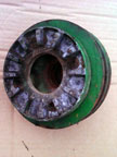 Part No. 3448 John Deere 2140 crankshaft pulley £50 + VAT & Carriage