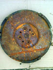 Part No. 3449 John Deere 2140 Fly wheel £100 + VAT & Carriage