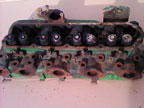 Part No. 3349 John Deere 2140 cylinder head £250 + VAT & Carriage
