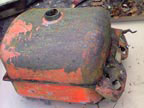 Part No. 3552 Case D petrol only tank £80 + VAT & Carriage