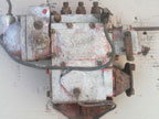Part No.2749 Nuffield 3 cylinder injection pump £100 + VAT & Carriage