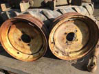Part No. 4997 John Deere Front Wheels £100 + VAT & Carriage