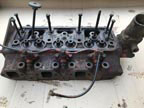 Part No. 4811 Nuffield 3 cylinder  head no valves £150 + VAT & Carriage