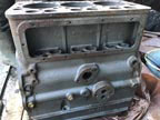 Part No. 4840 Nuffield 3cyl cyl block in perfect condition £650 + VAT & Carriage