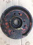 Part No. 4839 Nuffield 3cyl Crankshaft pulley £60 + VAT & Carriage