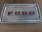 Part No. 5179 Ford 9600 etc top grill £100 + VAT & Carriage