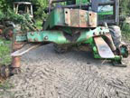 Part No. 5342 John Deere 2130 front axle assy £300 + VAT & Carriage