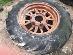 "Part No. 5312 John Deere AR etc cut down wheel 24"" £150 + VAT & Carriage"