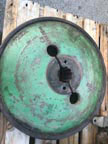 Part No. 5574 John Deere A electric start fly wheel £280 + VAT & Carriage