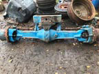 Part No. 5505 Ford TW series ZF 4wd axle for parts or complete
