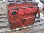 Part No.0633 International 885 Cylinder Block £300 + VAT & Carriage