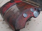 Part No.0663 David Brown Cropmaster/25D/30D Fuel Tank Assembly £100 + VAT & Carriage